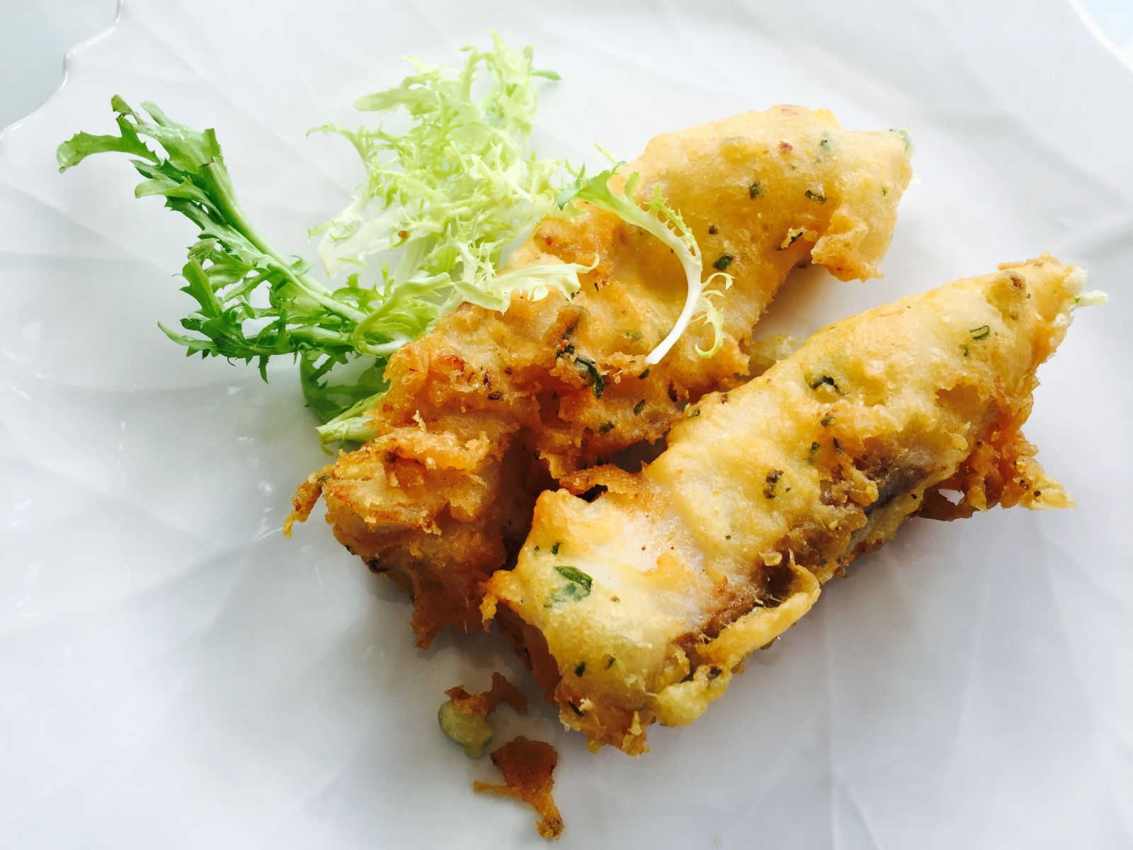spanish style fried fritters